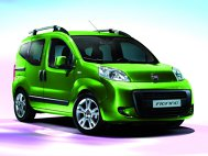 Fiat Fiorino People Carrier