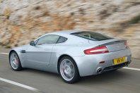 Aston Martin V8 Vantage - motor mai puternic
