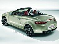 Alfa Romeo Brera & Spider Facelift