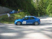 Dacia Logan S2000 - stop planuri?