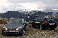 Renault Laguna - lansare naţională