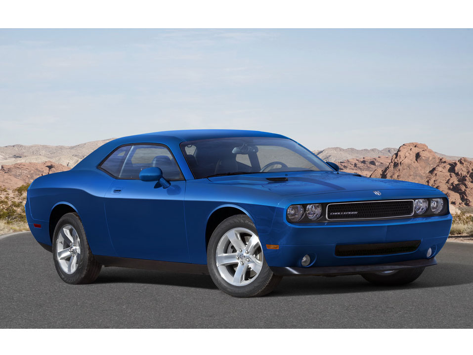 2009 Dodge Challenger Se 250 Cp V6