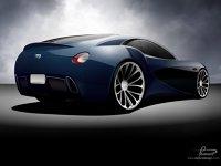 Bugatti Type 12-2 by Racer X Design