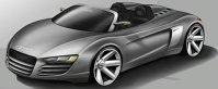 Audi R8 Spyder - specualţii