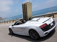 Audi R8 Spyder - speculaţii