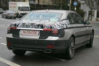 BMW Seria 7 – poze spion