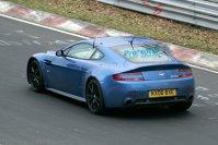 Aston Martin V12 Vantage RS - poze spion