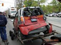 Smart - accident
