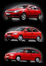 Opel Astra - Trei generaţii de succes