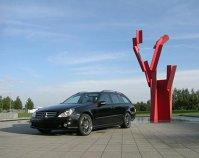 Mercedes CLS Wagon - de fapt E-Class