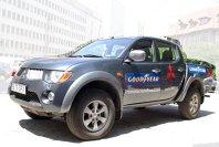 Mitsubishi si Goodyear, partenerii offroad ai promotor.ro