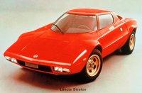Lancia Stratos - un model istoric