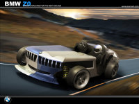 BMW Z0 Concept by Andrei Avarvarii