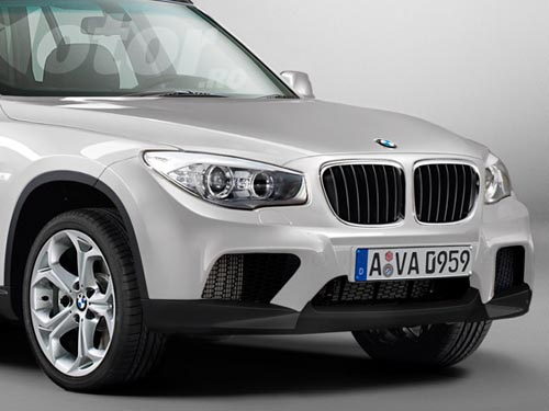 BMW X3 - poze spion noi