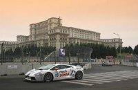 masini GT, circuit Bucharest Ring