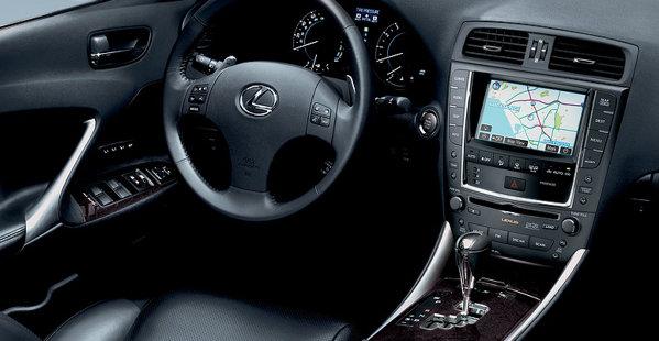 Lux tipic Lexus