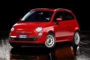 Fiat 500 - cea mai sexy italianca