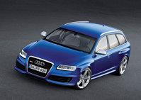 Audi RS6 Avant - un exemplu de simplitate şi modestie germană