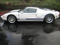 Ford GT deţinut de Steve Saleen