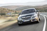 Opel Insignia a fost lansată la Londra