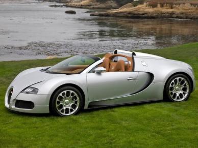 Bugatti Veyron Grand Sport - Preţ de vânzare pentru modelul numărul 001