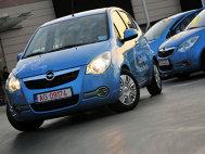Opel Agila - primul contact