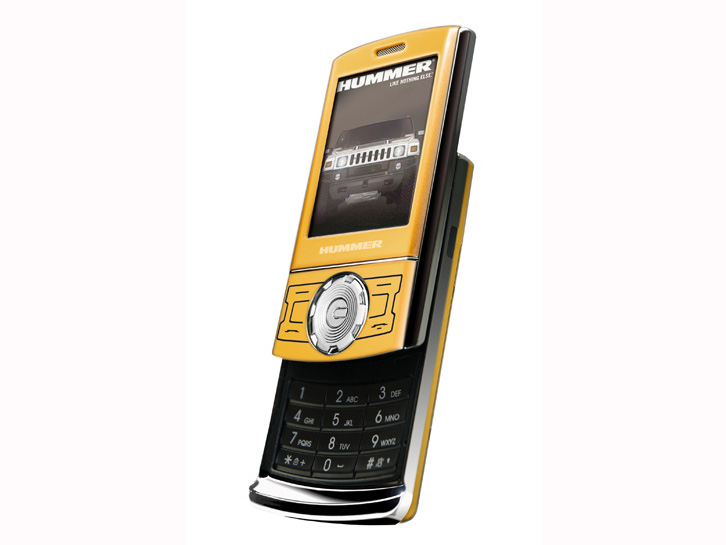 Imagini - Hummer - Telefon mobil