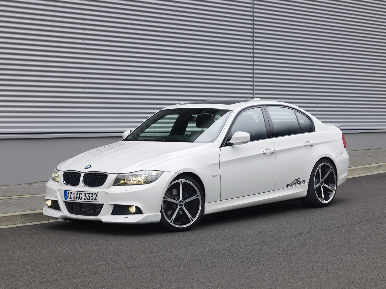 imagini bmw seria 3 sedan i touring facelift by ac schnitzer. Black Bedroom Furniture Sets. Home Design Ideas