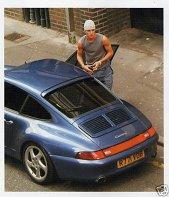 Vrei Porsche-ul lui Beckham?
