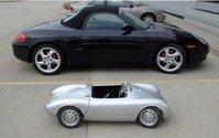 Un Porsche...nu jucarie!!!