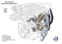 Un diesel modern la Volvo