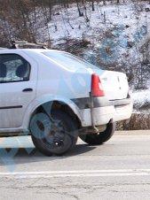 Dacia SUV sub Logan
