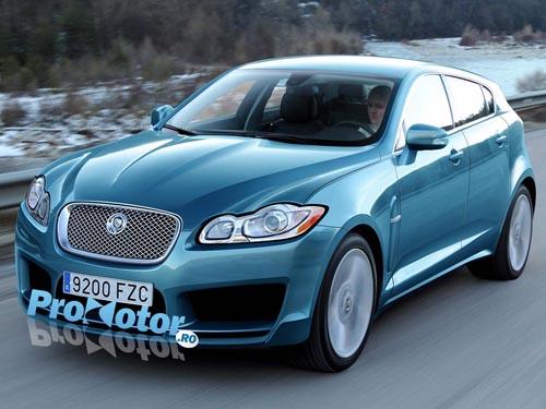 Jaguar SUV - primele info