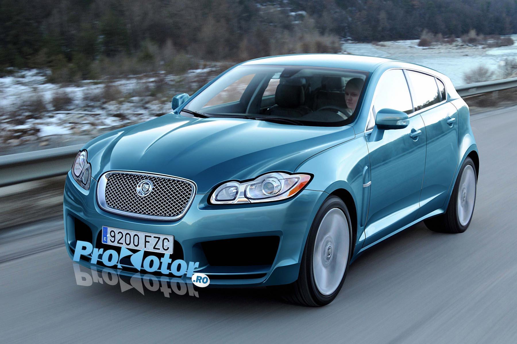 Jaguar Suv Primele Info