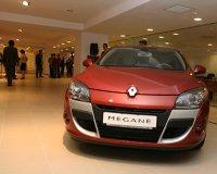Megane Coupe, de la14.350 euro
