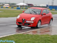 Alfa Romeo MiTo beneficiaza de Alfa DNA