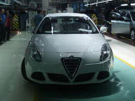 Alfa Romeo Milano - Primele poze