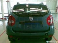 Dacia SUV - spate redesenat