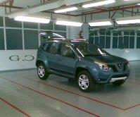 Dacia SUV by Cristi