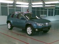 Dacia SUV - bot mai agresiv