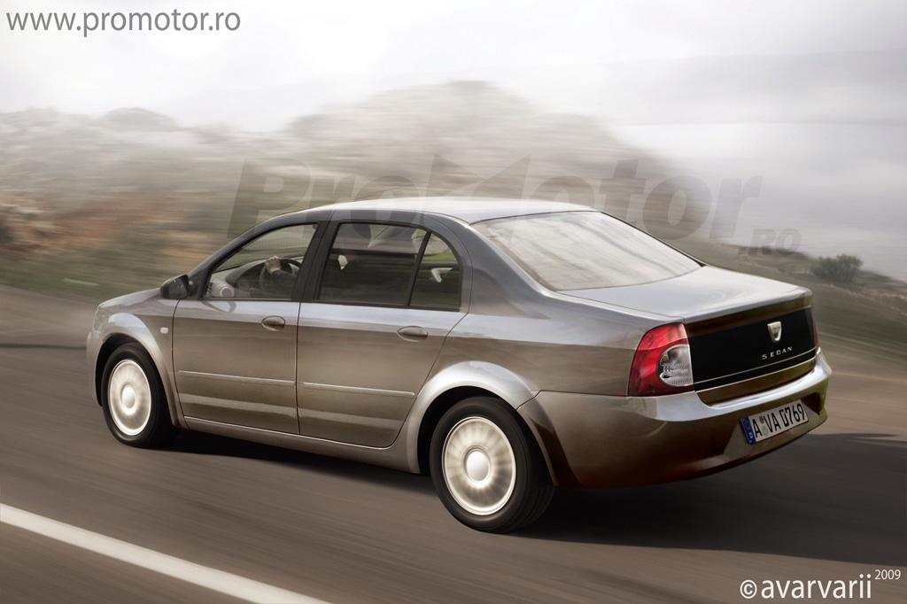 Imagini Dacia Sedan Va Fi Dacia Sedan Concurentul Nr