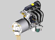 Lotus motor pentru viitoarele hibride la Frankfurt
