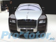 Rolls Royce Ghost, inaugurat la Frankfurt 2009