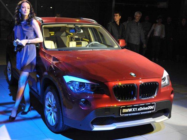 BMW X1 şi BMW Seria 5 GT - lansare în România