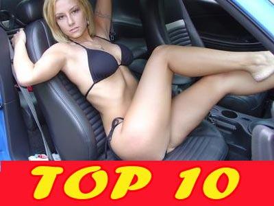 TOP 10 maşini în care poţi face sex