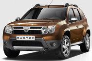 Dacia Duster - estimări de producţie