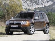 Dacia Duster - Lansarea abia în mai