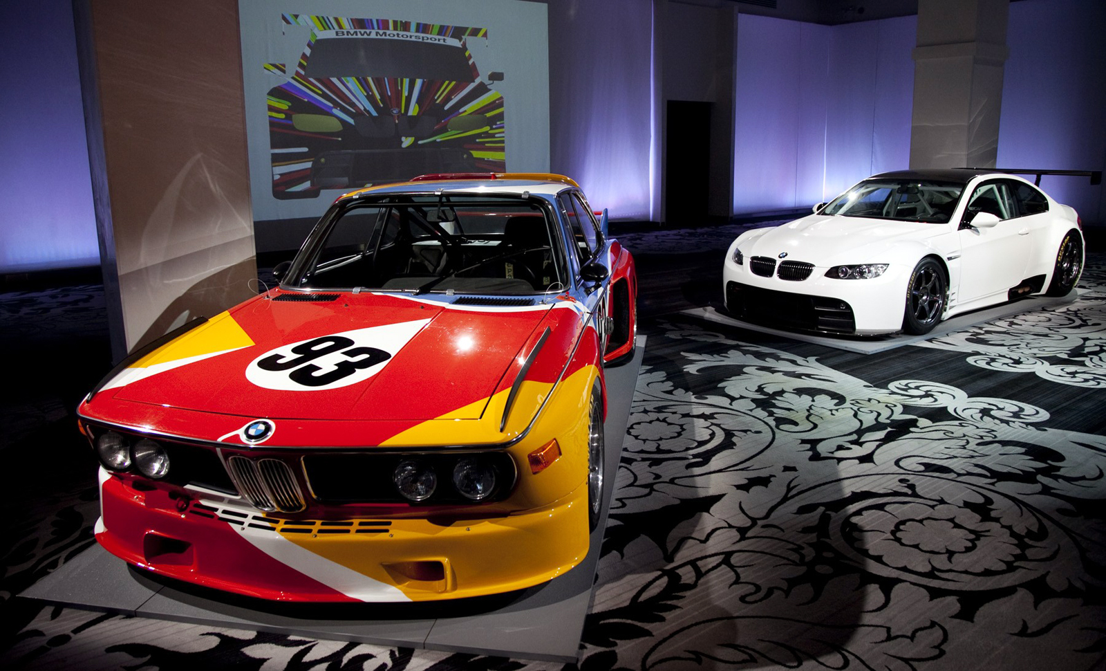 Image [ 30 of 49 ] - Art Cars Part of Bmw M3 Gt2 Art Car 2 - New HD ...
