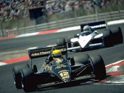 Senna - Lotus