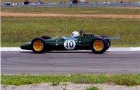 Lotus 25 replica